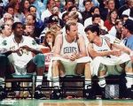 Parish, Bird and McHale are often recognized as the best front line in NBA history.